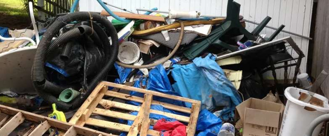 Junk removal services for residential and commercial properties